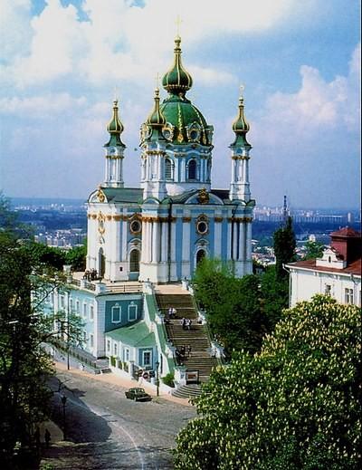 Церковь на Андреевском спуске
