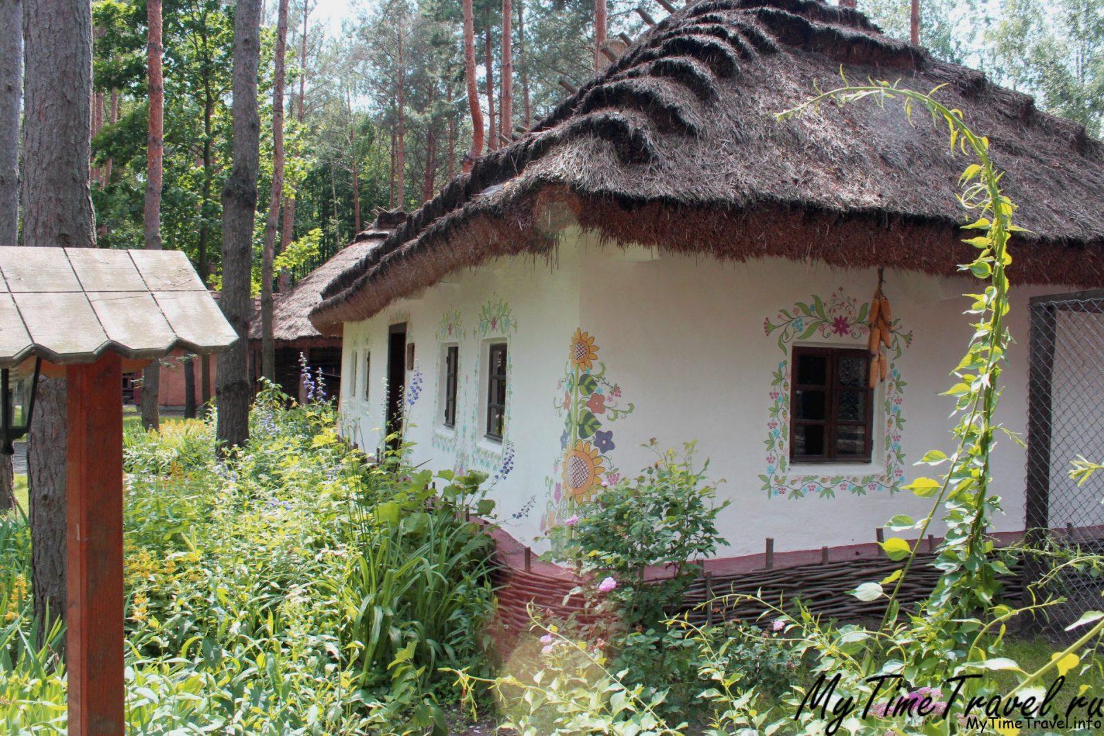 Эко село под Киевом