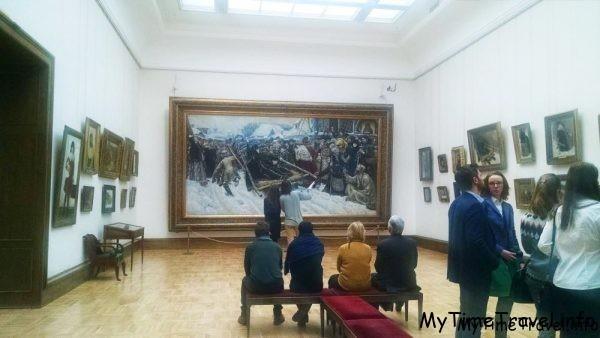 «Боярыня Морозова» В.И Суриков