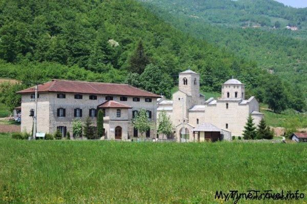 Одна из самых старых церквей в Черногории