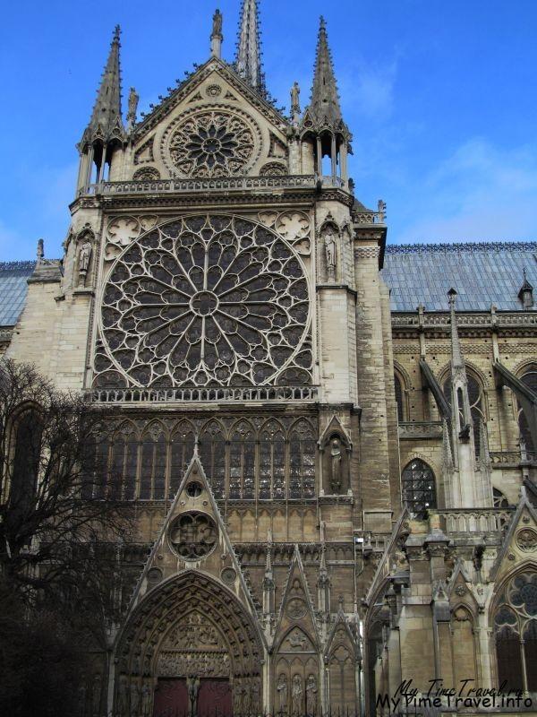 Собор Парижской Богоматери (Нотр-Дам-де-Пари)