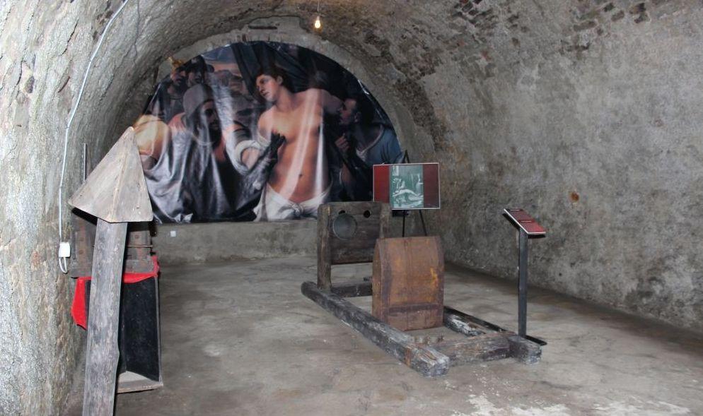 Музей пыток в Белграде