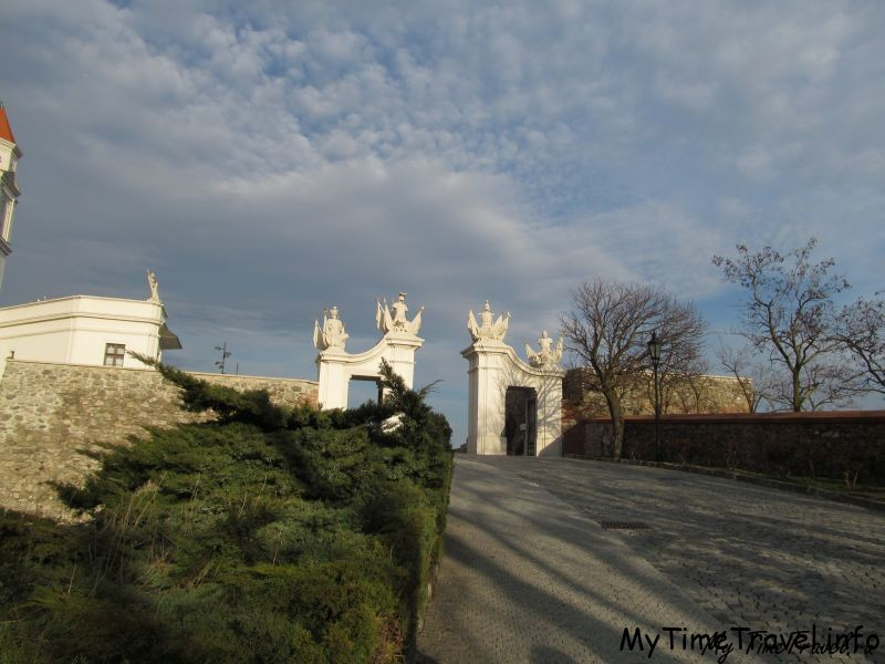 Ворота в Братиславский Град