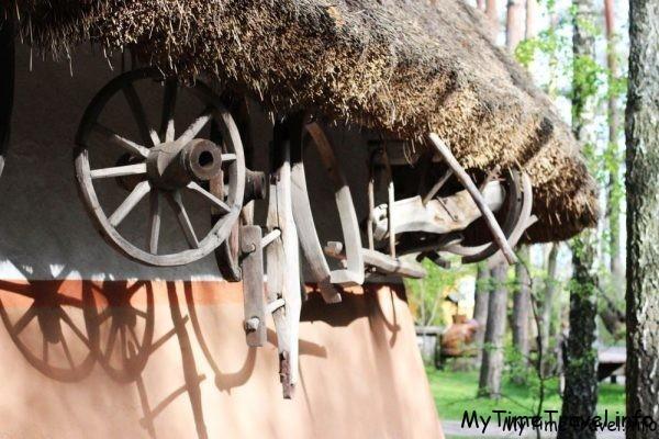 Украинское село: в гостях у гончара