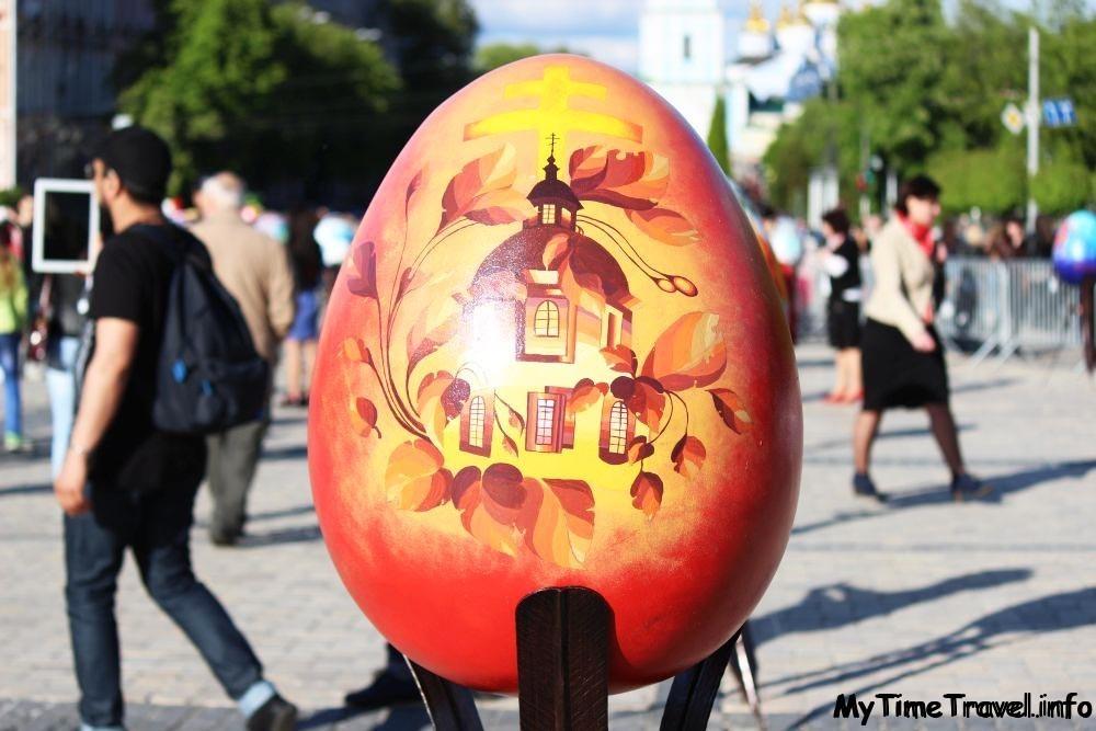 Пасхальный фестиваль в Киеве