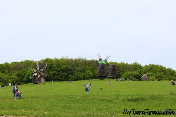 Спивоче поле в Пирогово