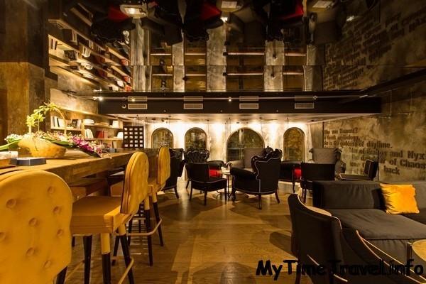 Кафе и рестораны в Подгорице Черногория