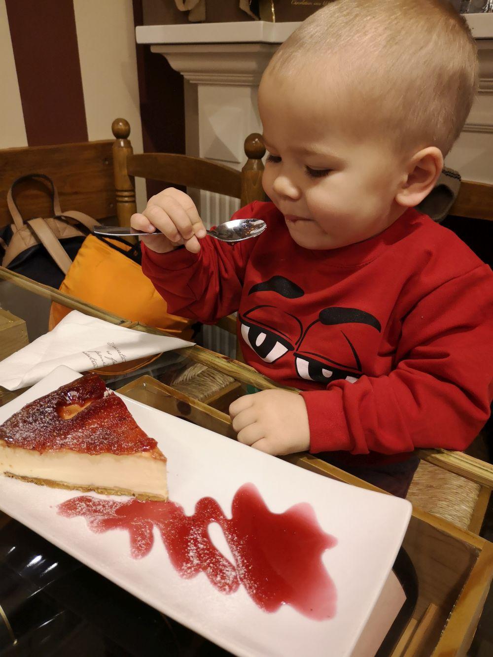 Чем кормить ребенка в Барселоне