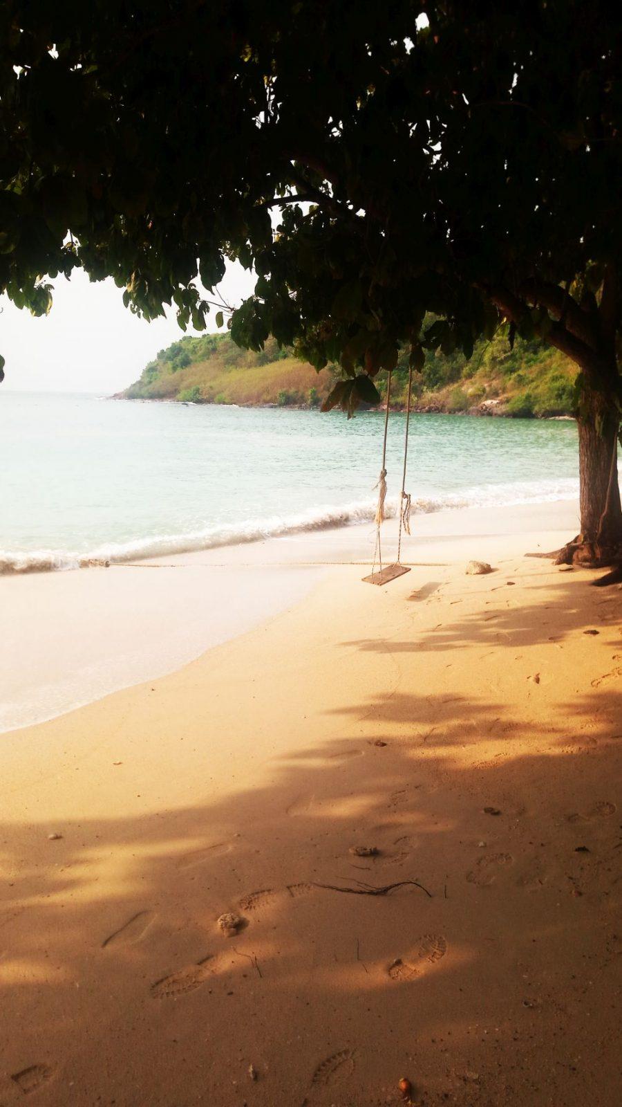 Nual Beach (Monkey Beach)