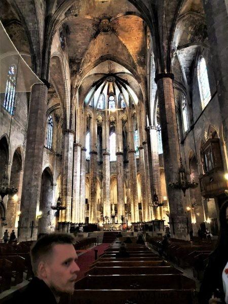 Церкви Барселоны