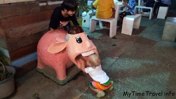 Отдых с ребенком в Хуа Хине