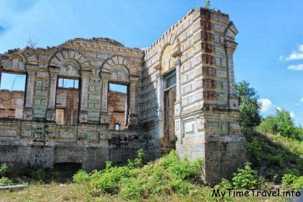 Архитектурные достопримечательности Киевской области