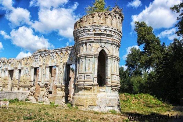 Немешаевский дворец