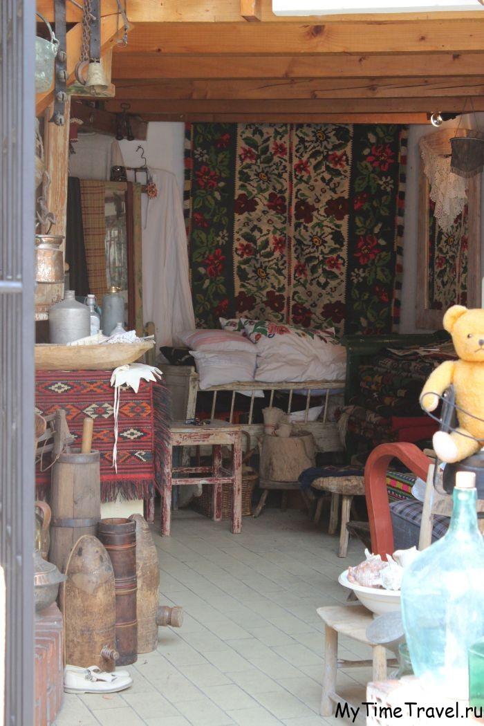 Антикварный магазин на Скадарлии