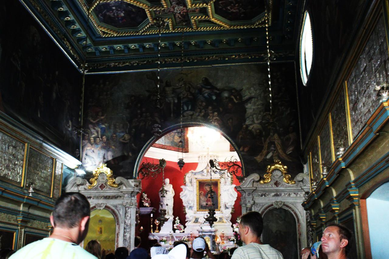 Церков Богородице в Черногории