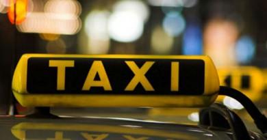 Такси в Черногории