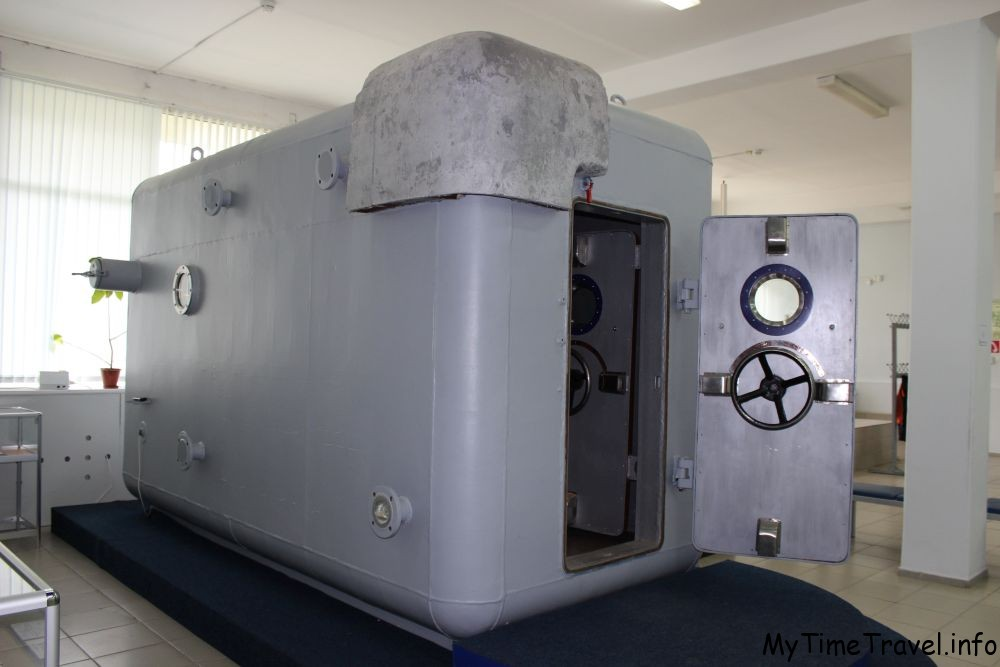 Сурдобарокамера СКБ - 48