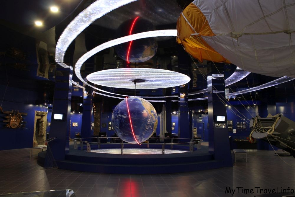 Музей космонавтики в г.Гагарине