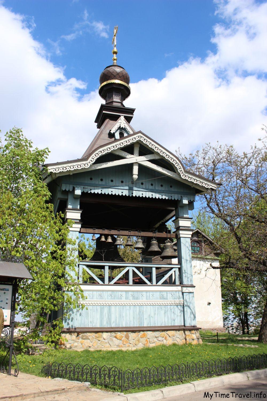Колокольня Свято-Троицкого Ионовского монастыря