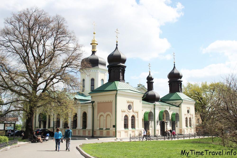 Свято-Троицкий Ионовский монастырь