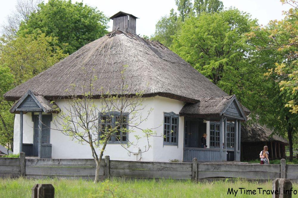 Сельская школа в Пирогово