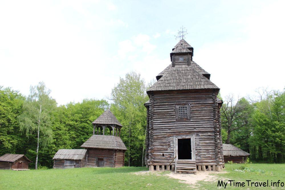 Церковь в Пирогово