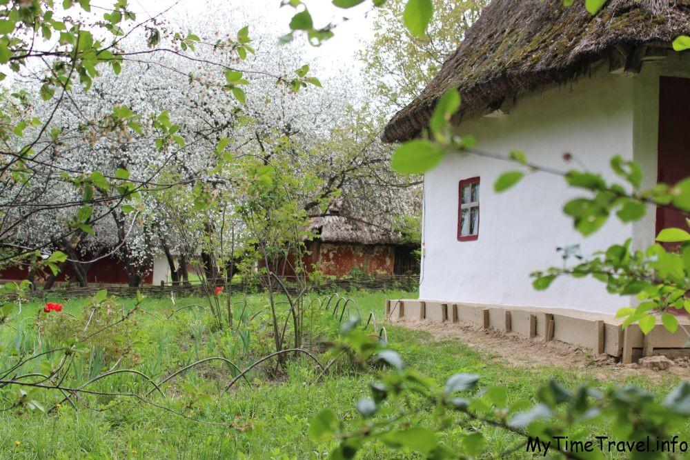Весна в Украинском селе