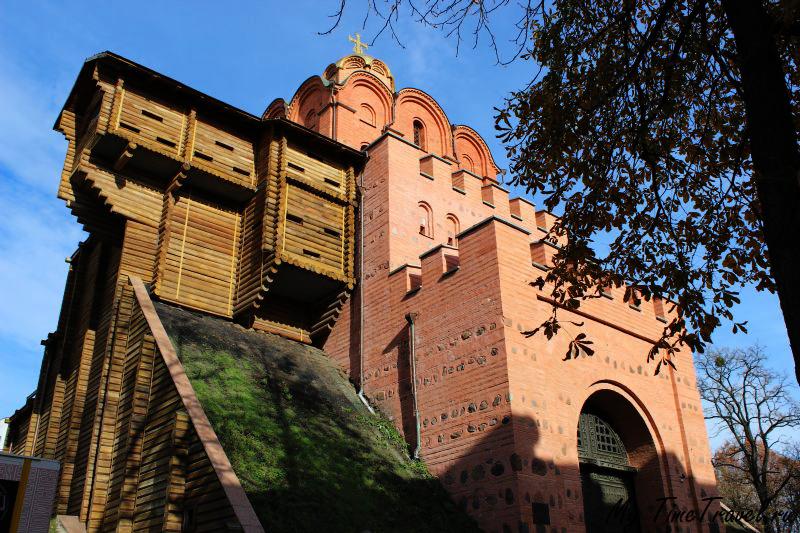 Киевские Золотые ворота