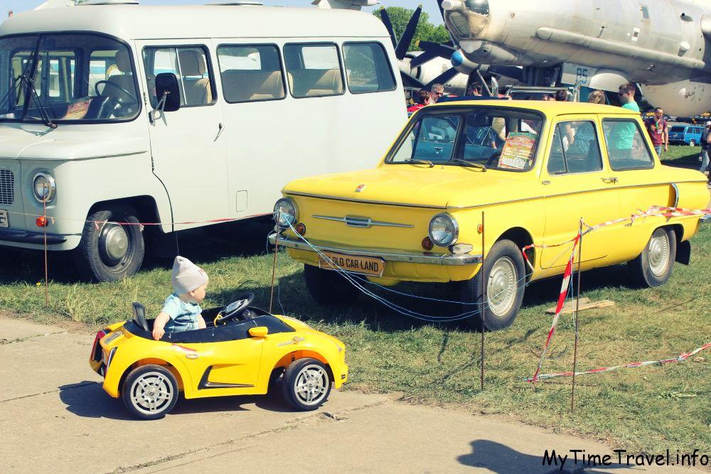 Поколения автомобилей