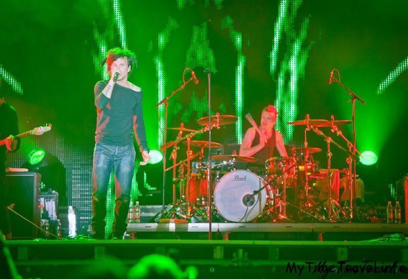 Музыкальные фестивали Украины