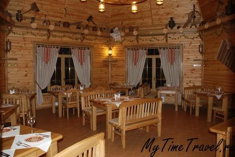 Ресторан в Украинском селе