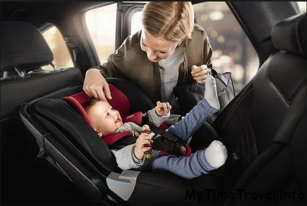Путешествие с годовалым ребенком на машине