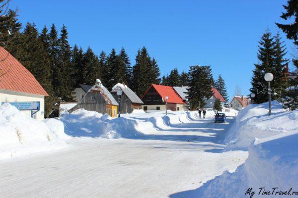 Жабляк — горнолыжный курорт в Черногории