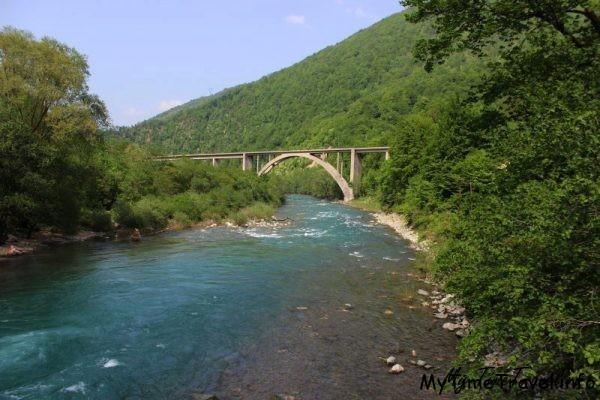 Национальный парк Биоградская гора в Черногории