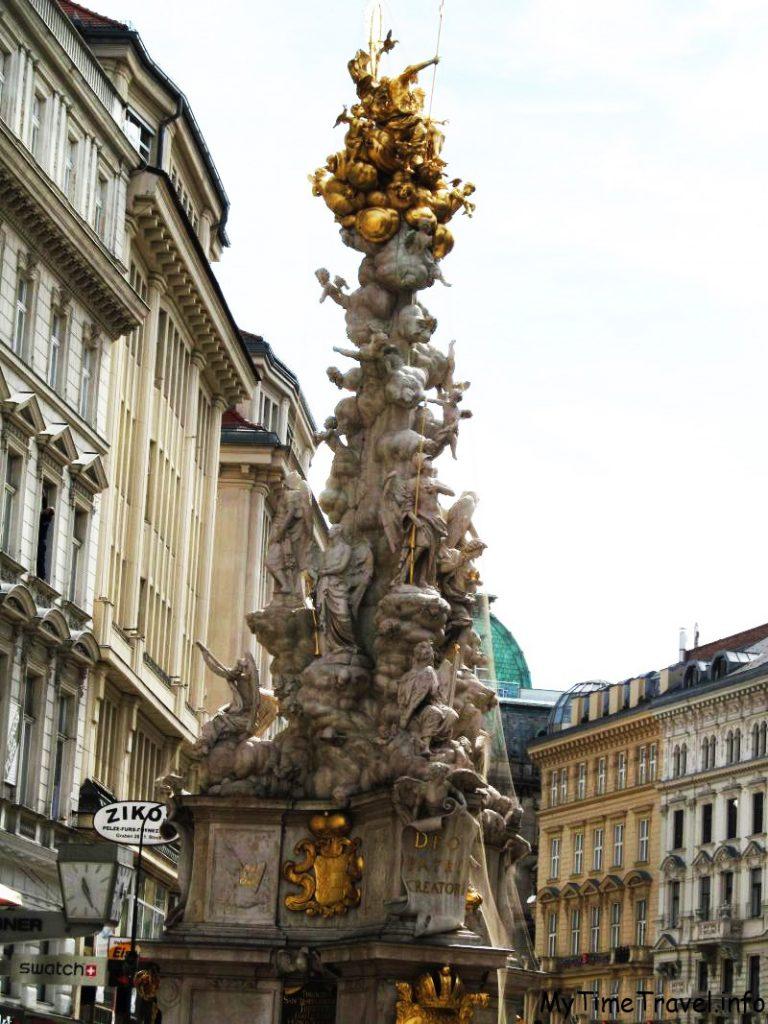 Чумная колонна в Вене