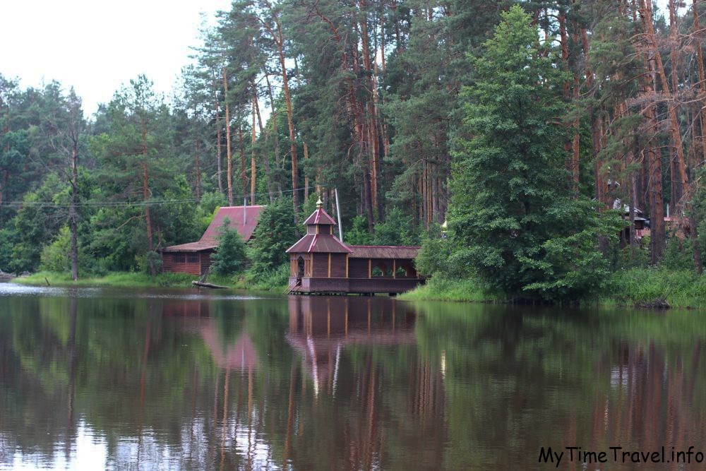 Мужской монастырь