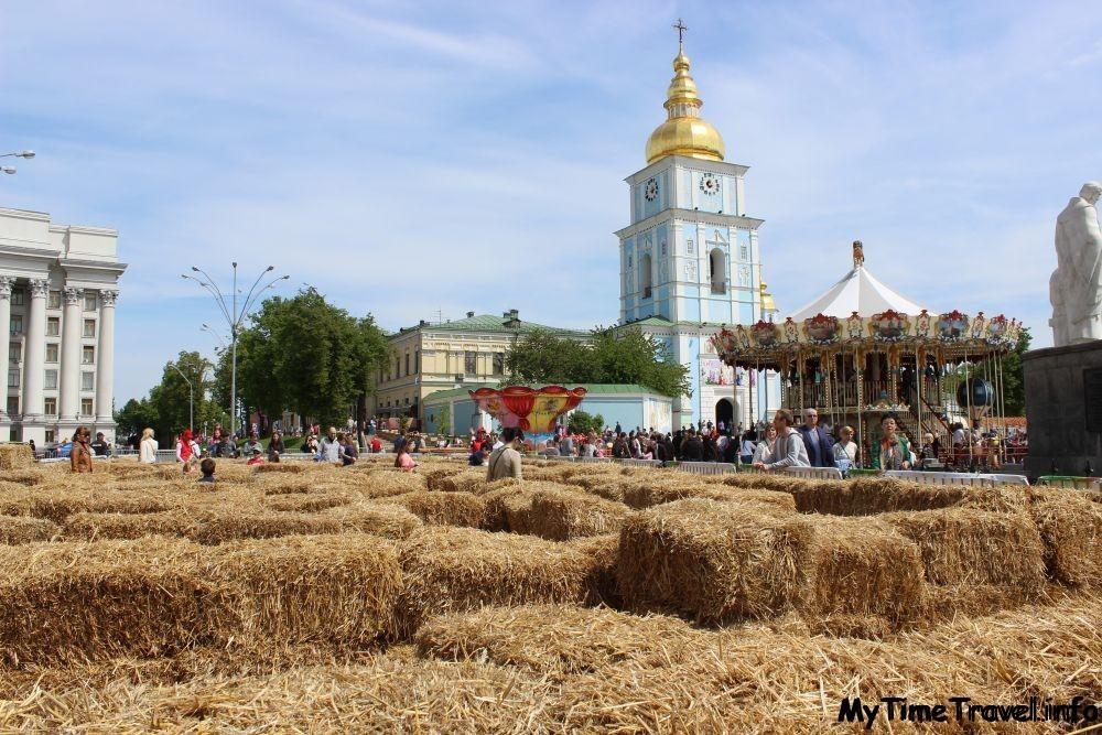 Пасхальный фестиваль в Киеве 2016