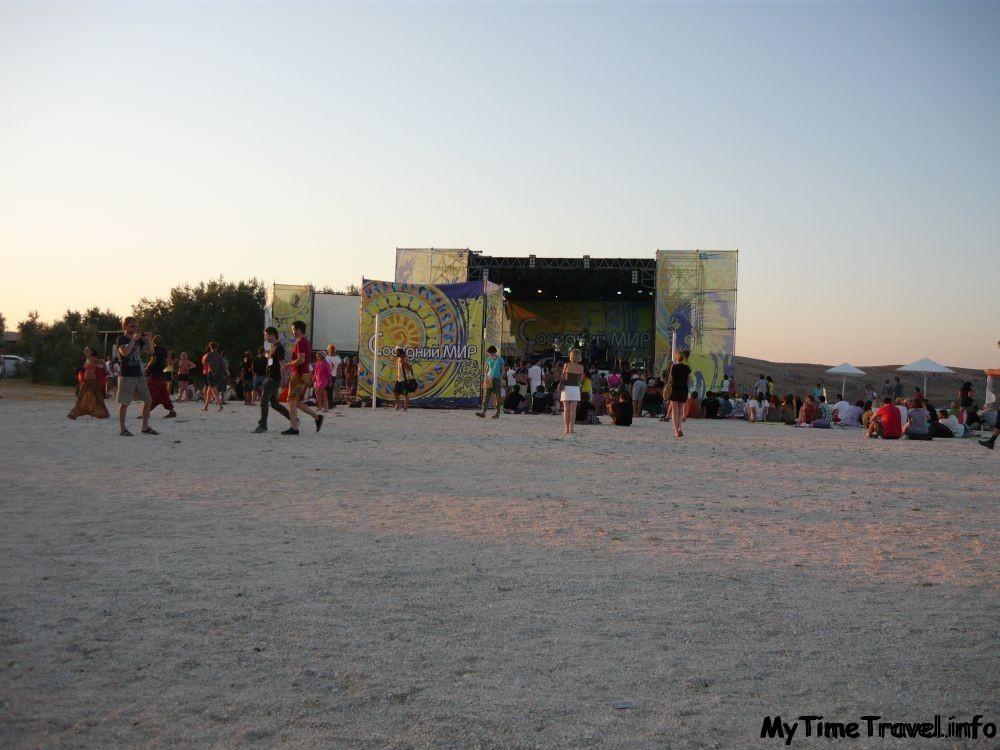 Музыкальные фестивали Украины и Крыма