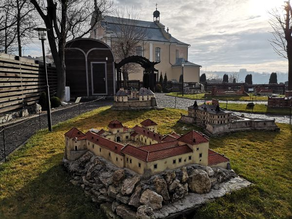 Музей миниатюр «Замки Украины»