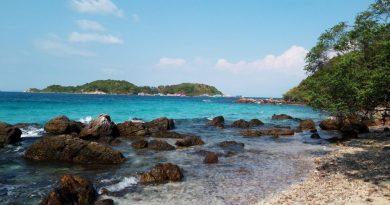 Пляжи Ко Лана: вот оно то самое лазурное море и белоснежный песок!